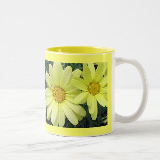 Two Daisies Mug