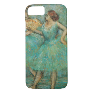 Two Dancers by Edgar Degas iPhone 7 Case
