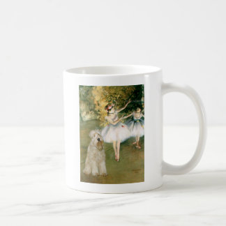 Two Dancers - Wheaten Terrier 7 Coffee Mug