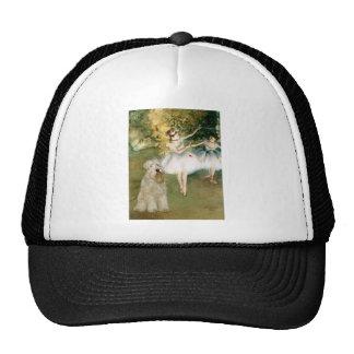 Two Dancers - Wheaten Terrier 7 Trucker Hat