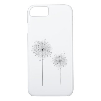 Two Dandelions iPhone 8/7 Case