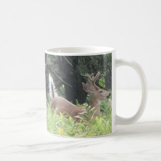 Two Deer Coffee Mug