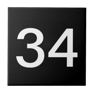 Two Digit Number Tiles