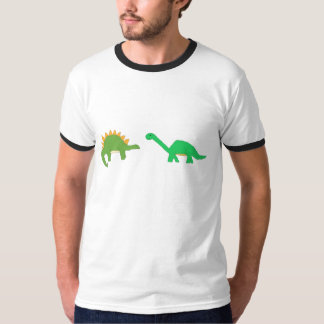 Two Dinosaurs apparel T-Shirt