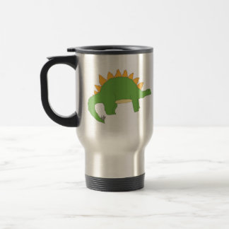 Two dinosaurs mug