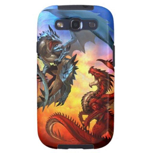 two dragon samsung galaxy SIII case