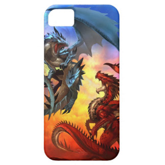 two Dragon iPhone 5 Case