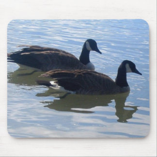 Two Ducks Mouse Pad