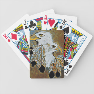 Two Eagles Bicycle Playing Cards