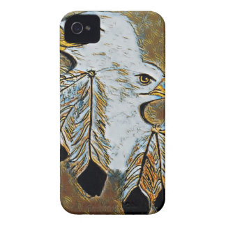 Two Eagles iPhone 4 Case-Mate Cases