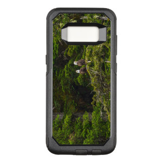 Two Eagles Perched Painterly OtterBox Commuter Samsung Galaxy S8 Case