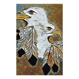Two Eagles Stationery