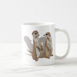 two earth males with shade coffee mug