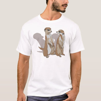 two earth males with shade T-Shirt