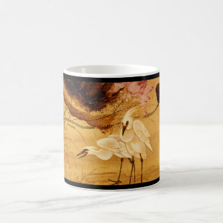 Two Egrets', Li Youen Kien_The Orient Coffee Mug