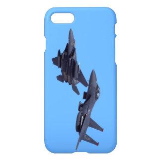 Two F-15E Strike Eagles Phone Case