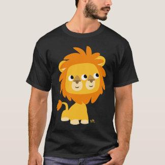 Two-Faced, the cutest cartoon lion T-shirt