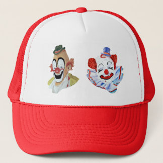 Two Famous Clowns Hat