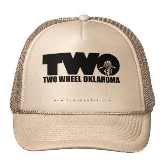 TWO Fancy Hat