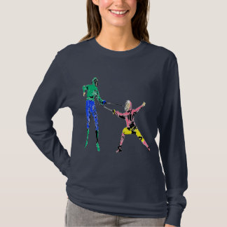 TWO FENCERS T-Shirt