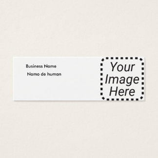 Two Field + Image Sub Sub Test Mini Business Card