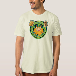 Two Fisted, Slightly Twisted, Helluvan Irishman 1 T-Shirt