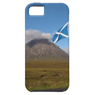 two flags of Scotland iPhone 5 Cover