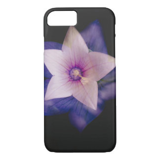 Two flowers in one iPhone 7 case