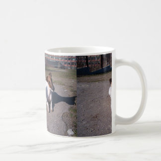 Two_fox_terriers_laying_down Coffee Mug