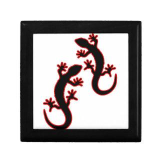 Two Geckos Gift Box
