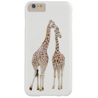 Two giraffe barely there iPhone 6 plus case
