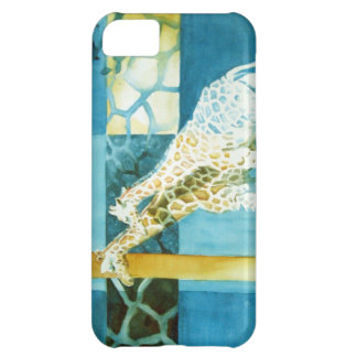Two Giraffes iPhone 5C Cover