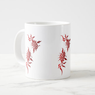 Two Goldfish Giant Coffee Mug