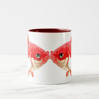 Two Goldfish Mug