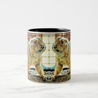Two Gophers Coffee Mug