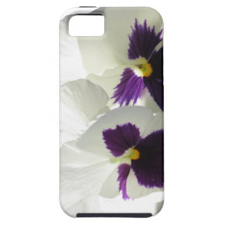 TWO HAPPY PANSIES iPhone 5 CASE