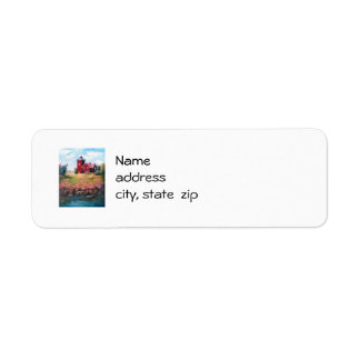 Two Harbors Lighthouse Return Address Labels