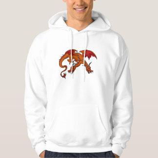 Two Headed dragon hoodie