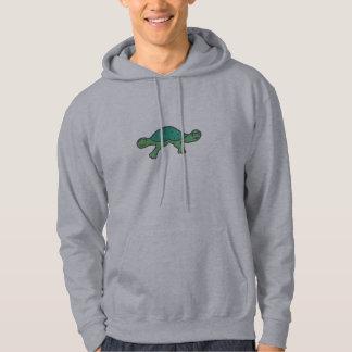 two headed turtle hoodie