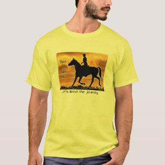 Two Hearts Endurance Horse T-Shirt