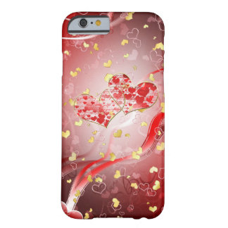 Two hearts forever barely there iPhone 6 case