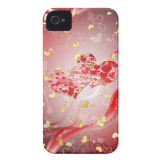 Two hearts forever Case-Mate blackberry case
