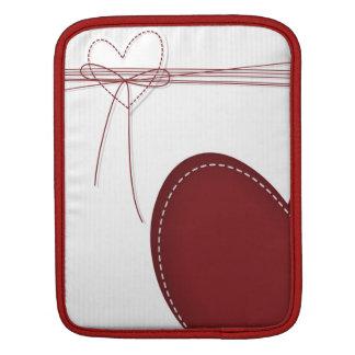 Two Hearts iPad Sleeve