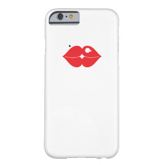 Two Hearts Make a Kiss Phone Case