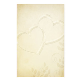 Two Hearts Wedding Stationery