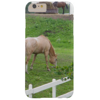 Two Horses Barely There iPhone 6 Plus Case