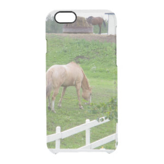 Two Horses Clear iPhone 6/6S Case