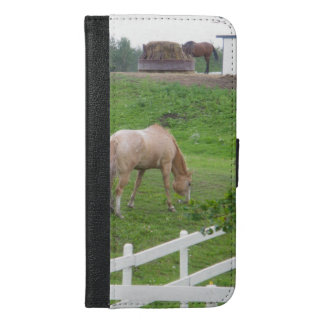 Two Horses iPhone 6/6s Plus Wallet Case