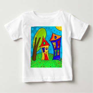 Two houses baby T-Shirt