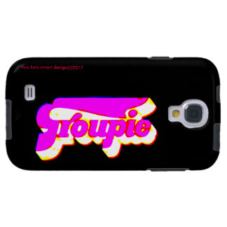 two kats GROUPIE design samsung tough phone cover